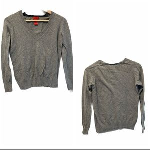 🔥4/$20🔥 JOE Grey V-Neck Sweater